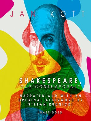 cover image of Shakespeare, Our Contemporary
